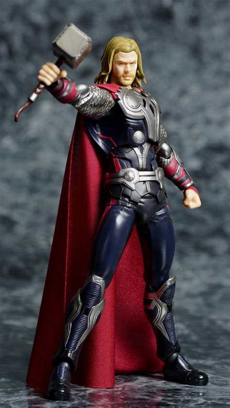 this figma thor figure is ready to mjolnir your wallet figure fury