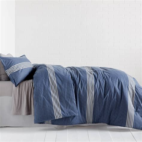 stanton stripe comforter and sham set dormify