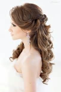 20 awesome half up half wedding hairstyle ideas