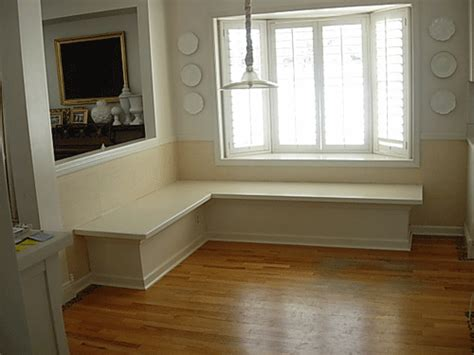 built in bench seating kitchen pdf diy construct corner bench download contemporary wood