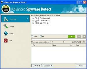 manual removal of harmful files antispyware how to remove advanced spyware detect uninstall instructions