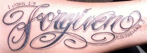 forgiven cross tattoo 78 best images about chest pieces script lettering on