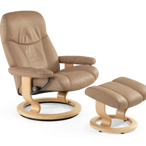 Recliner Chairs Adelaide by Stressless Recliner Chair Consul Batick Latte Sc 1 St