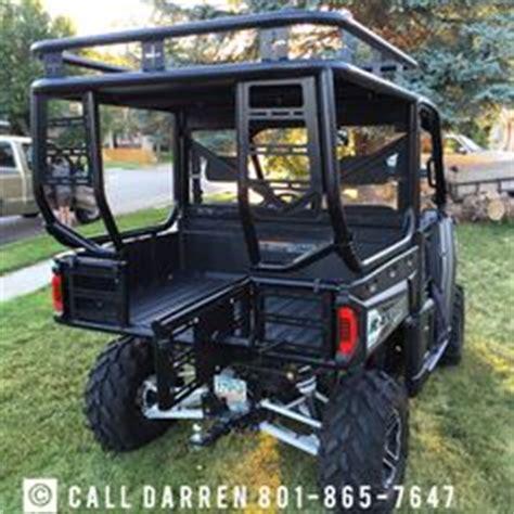 High Rack For Polaris Ranger by Polaris Ranger Back Seat High Rack For