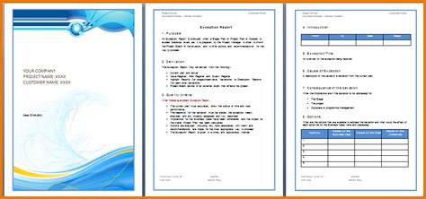 Microsoft Word Project Report Template Beautiful Template Design Ideas Microsoft Word Project Template