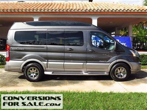 ford transit explorer 2016 ford transit xl explorer limited se conversion