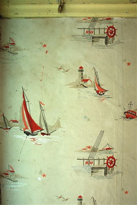 nautical wallpapers 10 best images about 1930 s wallpaper on pinterest
