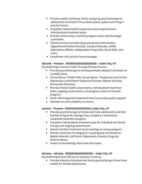 Case Worker Resume Sample by Free Federal Resume Sample From Resume Prime
