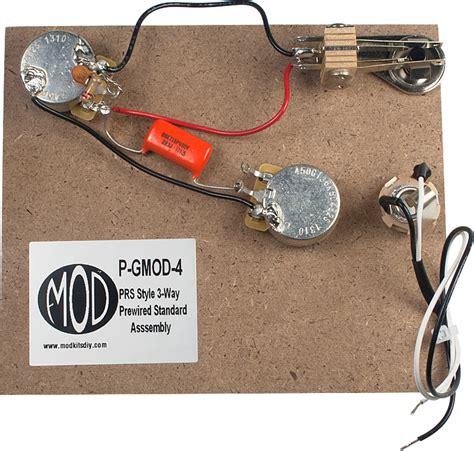 prs tremonti wiring diagram prs get free image