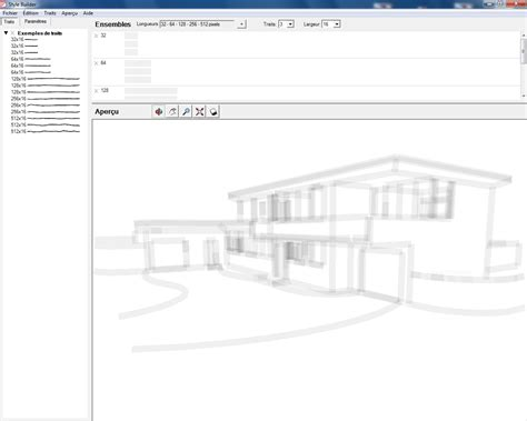 layout sketchup style builder optimisations ch sketchup