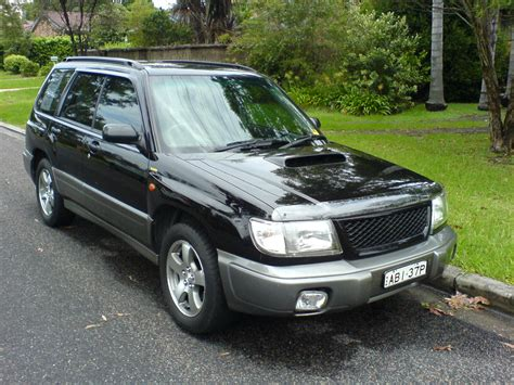 1998 Subaru Forester Review by 1998 Subaru Forester News Reviews Msrp Ratings With