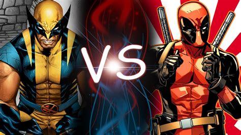 Deadpool Max Second Cut wolverine vs deadpool comic clash s3 5