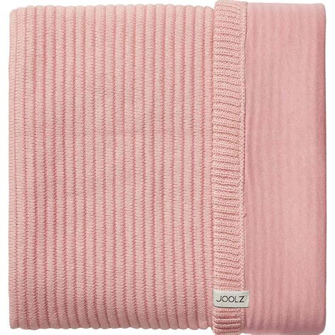 Joolz Decke by Joolz Essentials Decke Rosa Ribbed Engel Bengel Onlineshop