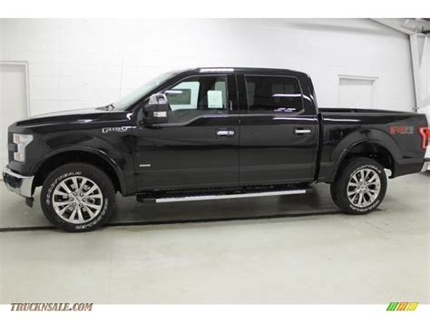 ford lariat 2015 2015 ford f150 lariat supercrew 4x4 in tuxedo black