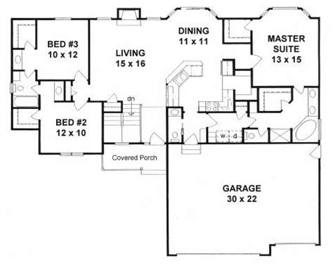 house plans with mudrooms plan 1539 3 bedroom ranch w mud room walk in pantry