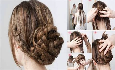 how to roll braid hair braid hairstyles you can do yourself archives find fun