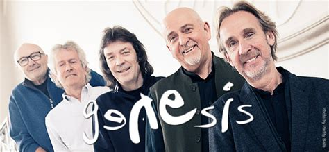 genesis band documentary genesis join the band at the world premiere of a new