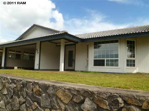 houses for sale in hawaii 975 lekeona loop wailuku hawaii 96793 reo home details foreclosure homes free