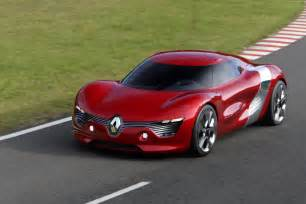 Renault Sport Cars Wallpaper Renault Dezir Electric Cars Renault Concept