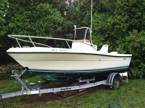 pursuit boats forum 1995 pursuit 1950 center console project boat the hull