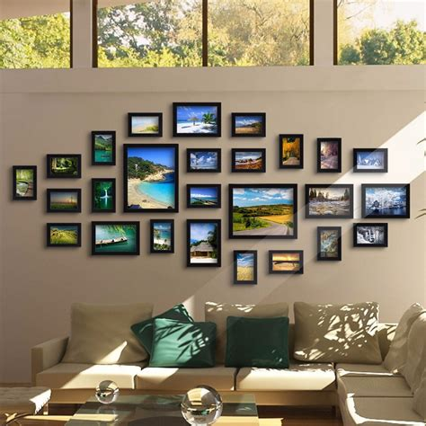 wall ideas picture frame ideas for home decoration homestylediary com