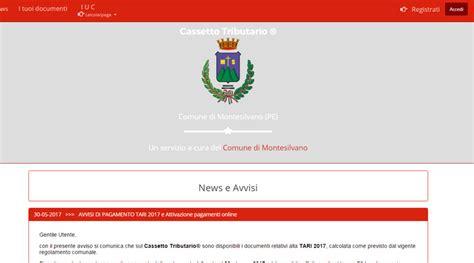 cassetto tributario a montesilvano sono 1000 gli iscritti al cassetto