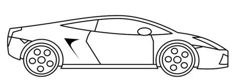 cartoon lamborghini how to draw a lamborghini