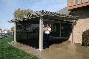 sunrooms screen porches decks pergolas patio covers screen rooms la mesa ca