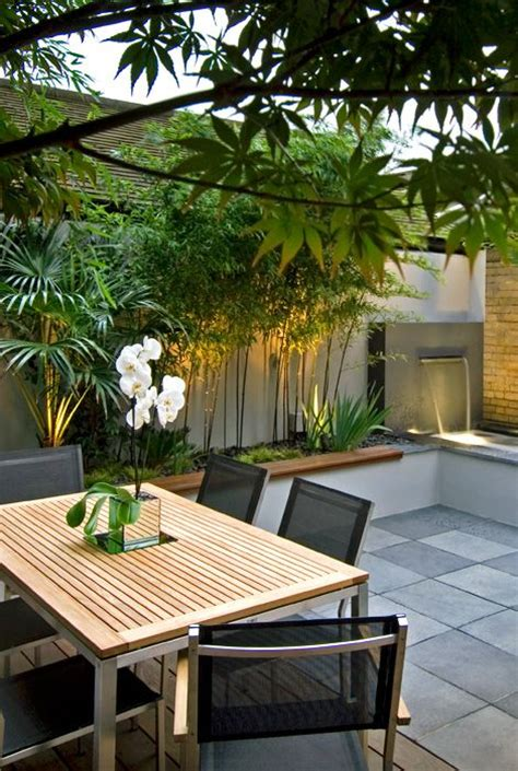 Modern Landscaping Ideas For Small Backyards Patio Design Ideas Gardens Photographers And Patio