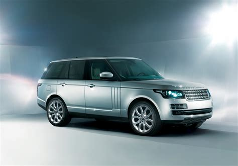 Silver Range Rover by All New 2013 Silver Range Rover Eurocar News