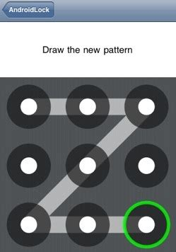 pattern lock windows phone how to add pattern lock in android iphone windows phone