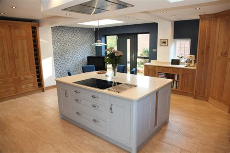 bespoke kitchen island luxury shaker kitchen designs bespoke kitchens