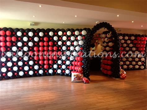 black decorations uk stunning prom decorations and prom decorating ideas for uk