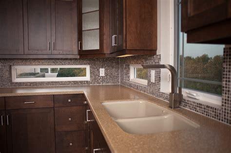Kitchen Between Windows Unique Kitchen Windows Between Cabinets