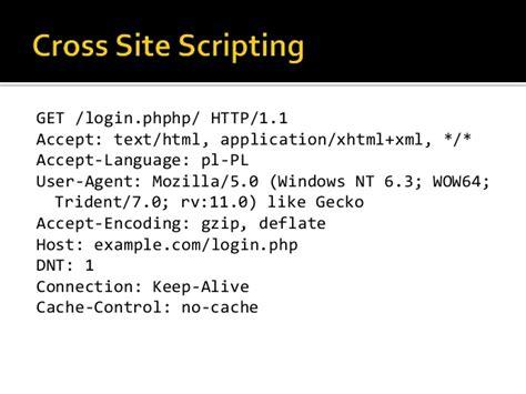 xss tutorial pl http host header attacks