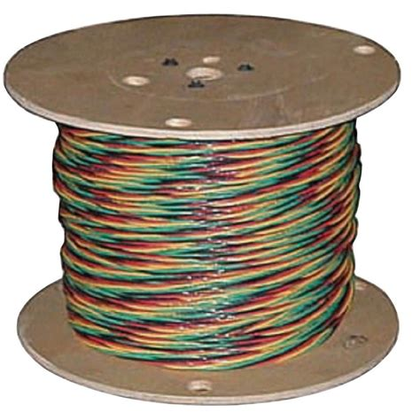 outdoor electrical wire southwire 150 ft 12 2 solid cu w g submersible well