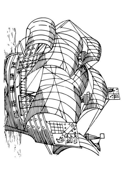 dibujo barco velero para colorear dibujo para colorear barco velero img 29853