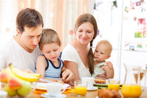 imagenes de la familia saludable 4 things you should not do for a productive morning