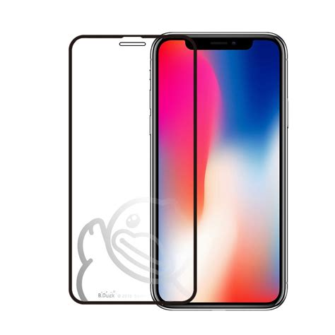 Iphone X Duck b duck p8 for iphone x tempered glass screen us 11 4