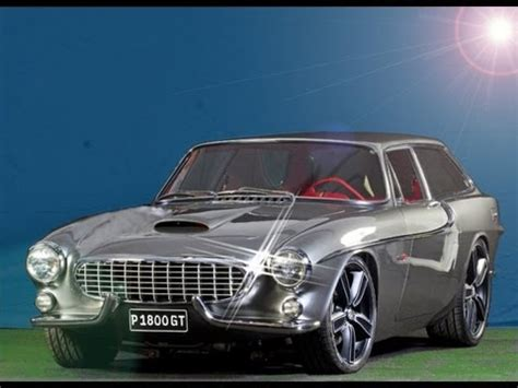 classic volvo p es gt  leif tufvesson genuine volvo parts youtube