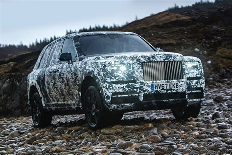 rolls royce cullinan price rolls royce cullinan development to be broadcast by