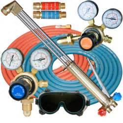 the welders warehouse oxygen acetylene gas cutting kit