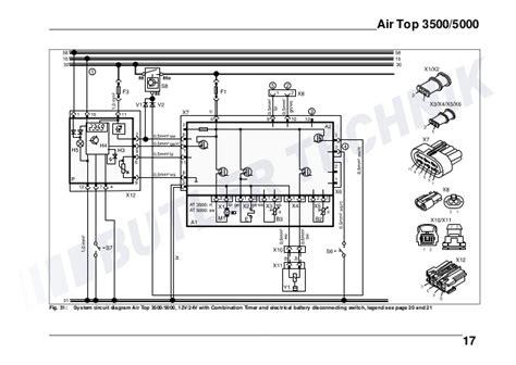 webasto heater thermo top c wiring diagram webasto just