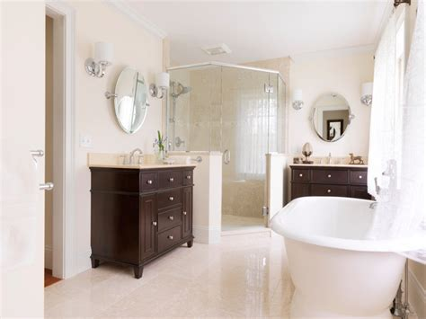 His And Hers Bathroom Master Bath With His And Hers Vanities