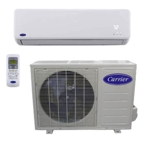 comfort aire split system ductless heating and cooling systems ductfree multi