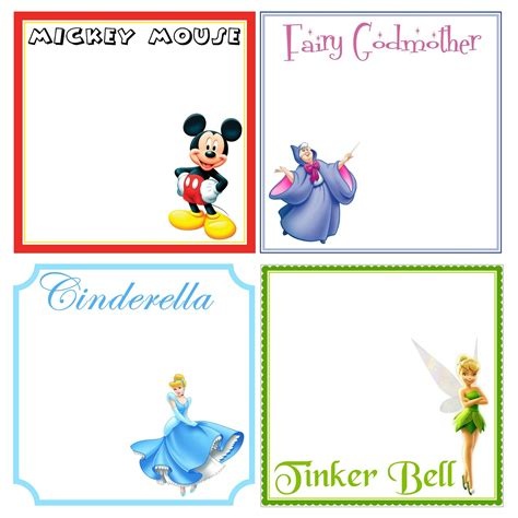 disney world autograph book template border templates free printable books