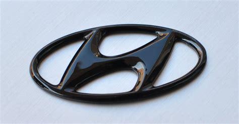 Emblem Hyundai Getz Logo Hyundai ebay