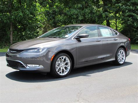 2015 Chrysler 200c Awd Review by 2015 Chrysler 200c Awd V6 Start Up Exhaust And In Depth