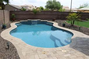 Backyard Pools In Arizona Simple Backyards Presidential Pools Spas Patio Of Arizona