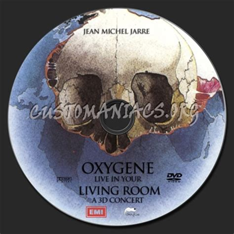 Oxygene Live In Your Living Room by Jean Michel Jarre Oxygene Live In Your Living Room Dvd